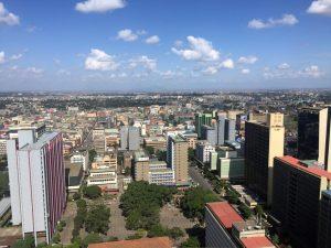 NAIROBI DOWN TOWN